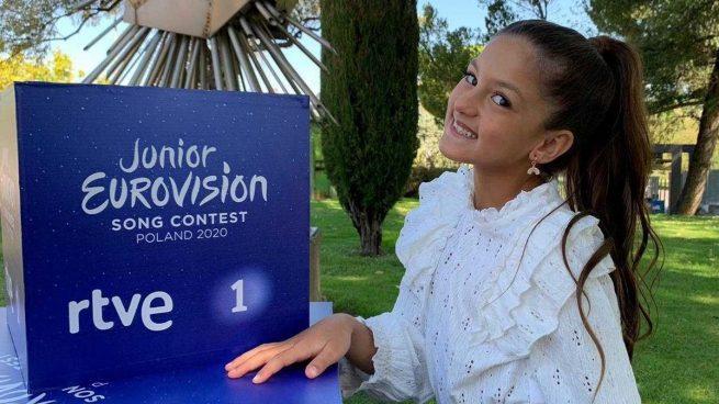 solea eurovision junior 2020