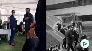 España dicta sentencia: vítores a Juanma Moreno y abucheos a Pedro Sánchez.