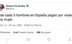 Una diputada del PSOE sobre la prostitución: «Uno de cada tres españoles paga por violar a una mujer»