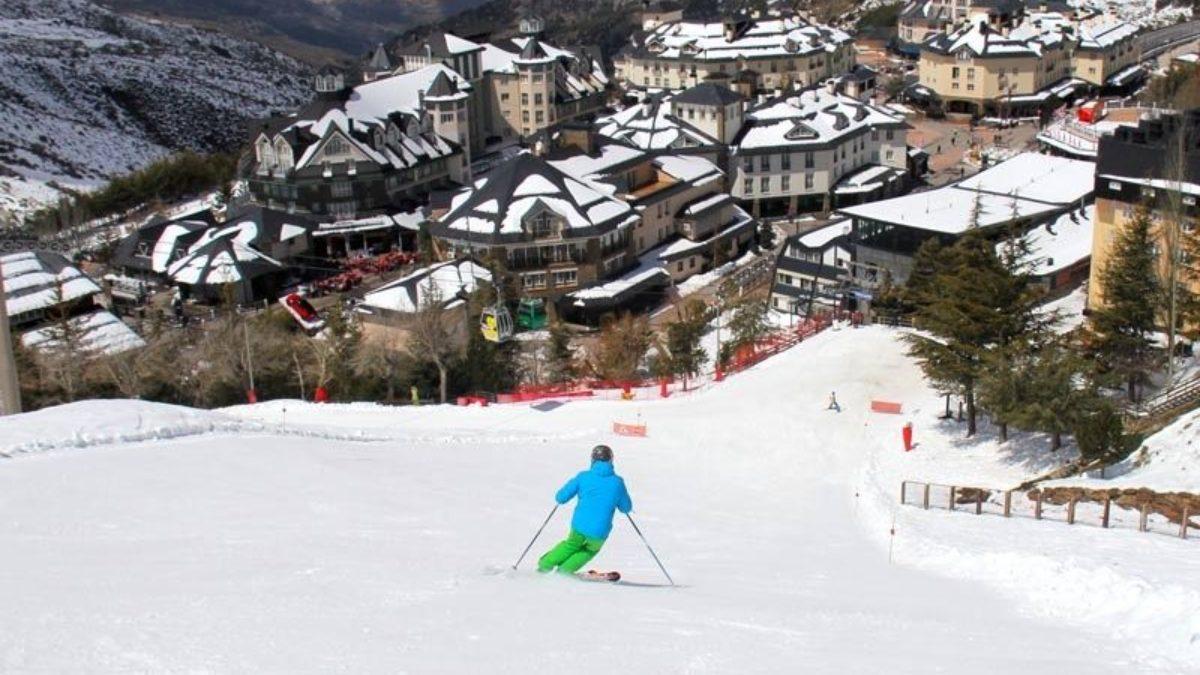 Estación de esquí de Sierra Nevada, en Granada. (Foto: Sierra Nevada)