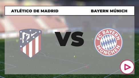 Champions League 2020-2021 | Atlético de Madrid – Bayern de Múnich, en directo.