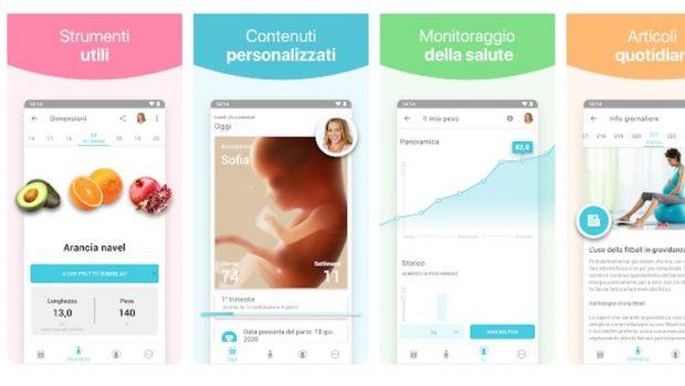 embarazo aplicaciones