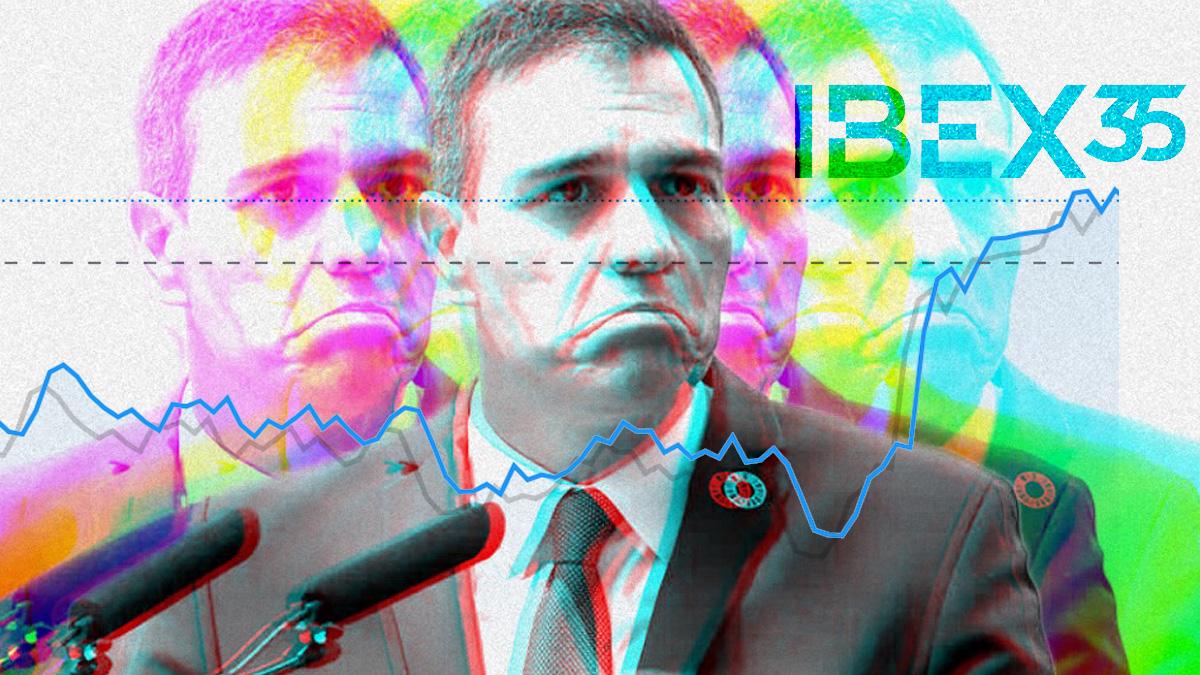 La «falta de credibilidad» de Sánchez lastra el rally del Ibex y no recorta su diferencia con Europa