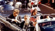 John F. Kennedy fue asesinado en 1963