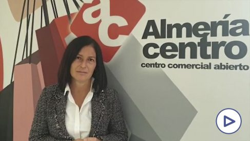 Carmen Sánchez, Gerente de Almería Centro