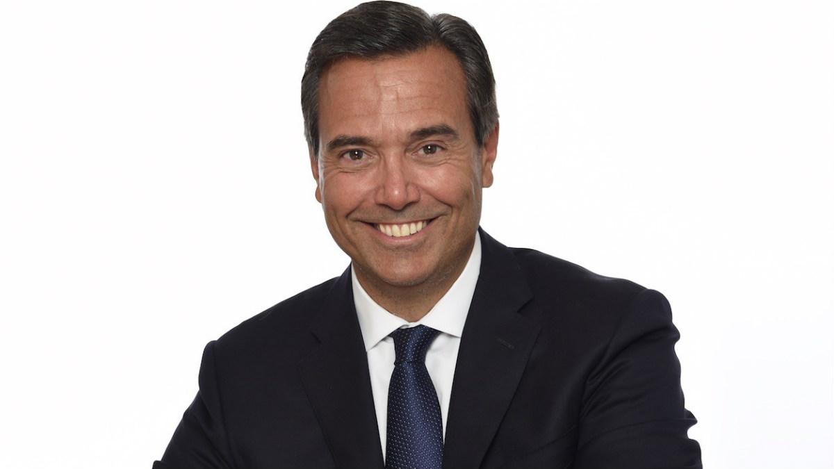 Antonio Horta-Osorio, ex Banco Santander y nuevo presidente de Credit Suisse