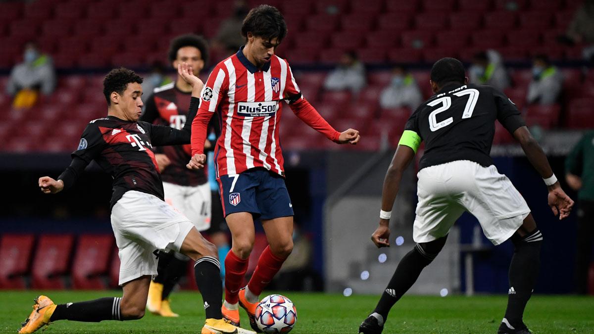 Atlético de Madrid – Bayern de Múnich: partido de la Champions League, en directo