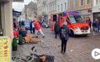 Al menos dos muertos y varios heridos en un atropello múltiple en la ciudad alemana de Tréveris