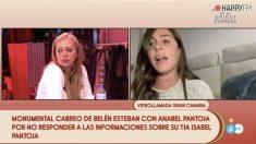 Belén Esteban y Anabel Pantoja