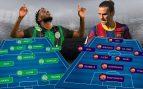 Ferencvaros-Barcelona: Plan B para ser primeros
