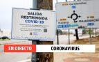 Última hora del coronavirus en directo: todos los datos y medidas sobre la covid-19