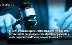 El juez estrecha el cerco sobre Echenique