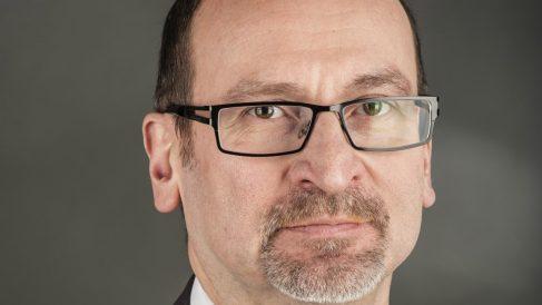 El eurodiputado Szájer József.