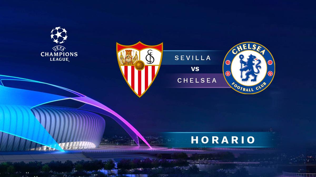 Sevilla – Chelsea: jornada 5 de la fase de grupos de la Champions League.