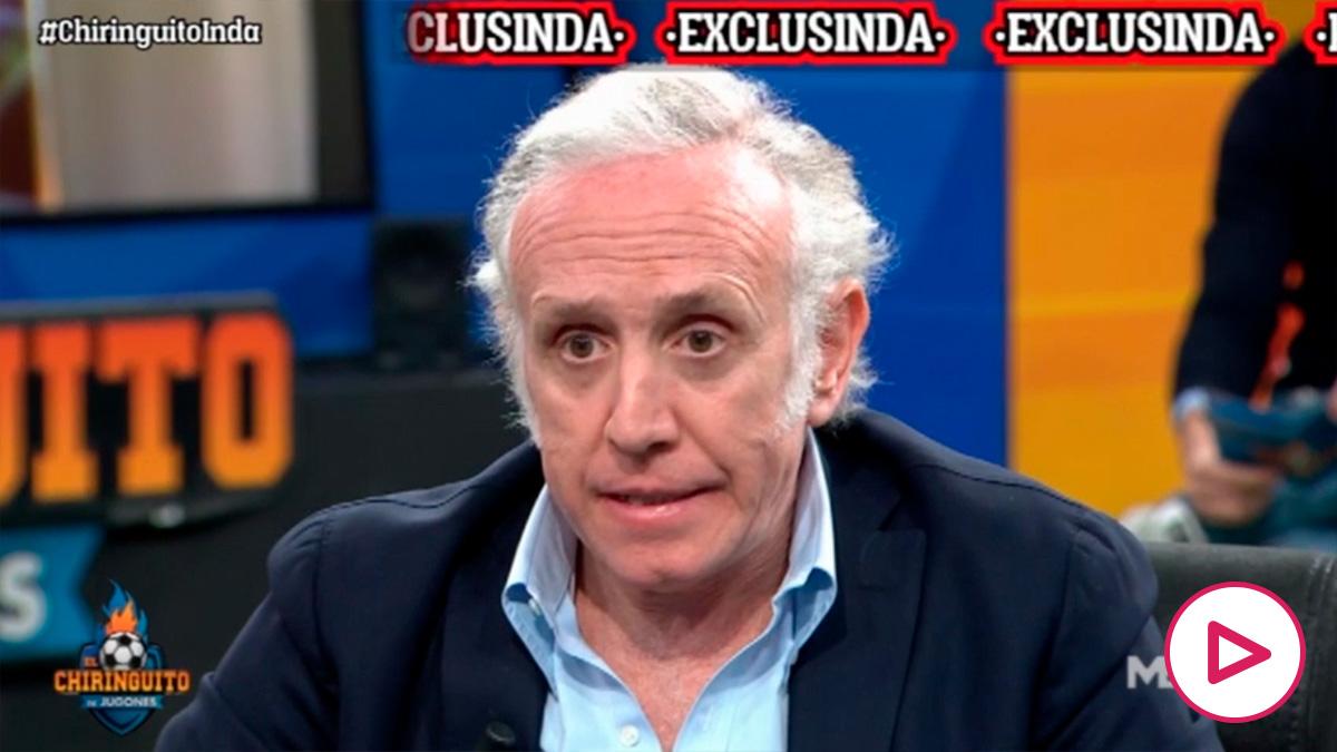 Eduardo Inda desveló las posibilidades de Diego Costa en el futuro.