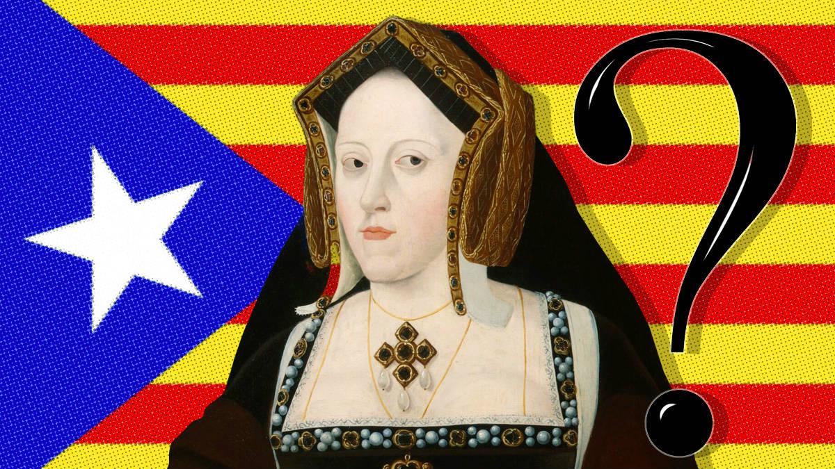 Los historiadores separatistas aseguran que Catalina de Aragón fue la «reina catalana de Inglaterra».