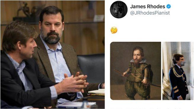 Alfonso Reyes y el desafortunado tuit de Rhodes.