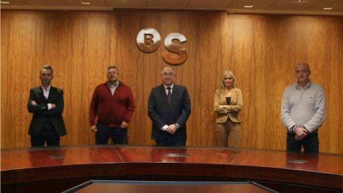 Negociación de Banco Sabadell con los sindicatos
