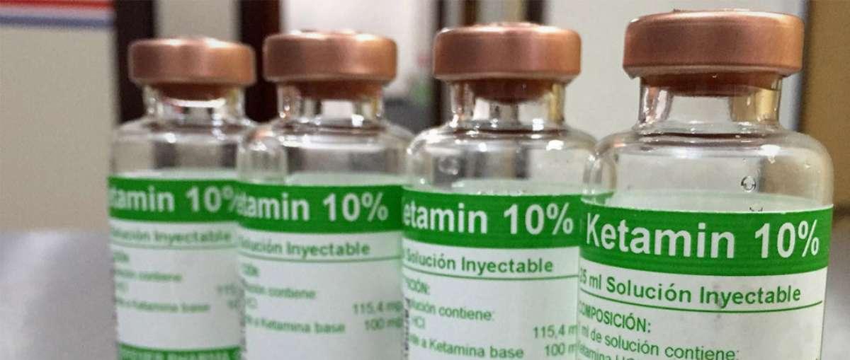 Efectos de la Ketamina