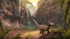 Dinosaurios agresivos
