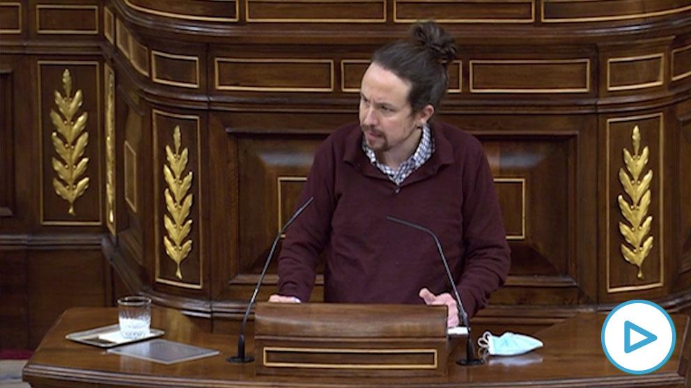 Iglesias ya no sabe cómo blanquear a Bildu y ERC- «Comprenden mejor la Constitución que la derecha»