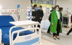 Isabel Díaz Ayuso visita el hospital para pandemias Isabel Zendal, streaming en directo