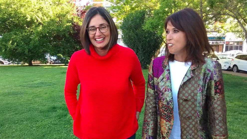 Martina Velarde, de Podemos Andalucía.