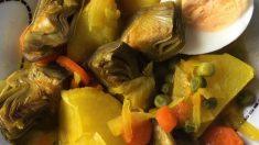 Recetas para cocinar las alcachofas