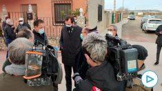 La expectación de los medios para escuchar a Óscar Puente tras las informaciones de OKDIARIO