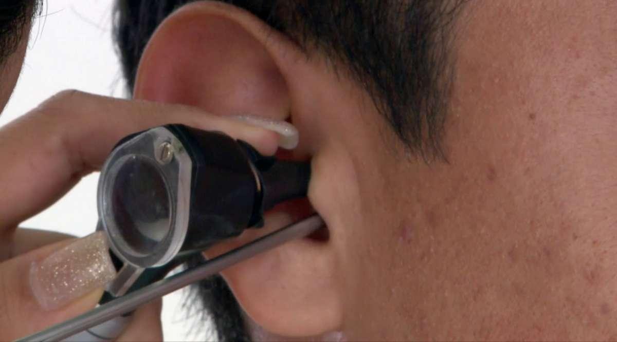 La limpieza correcta de los oídos