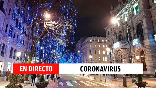 Toda la información sobre el coronavirus y las medidas para Navidad, en directo