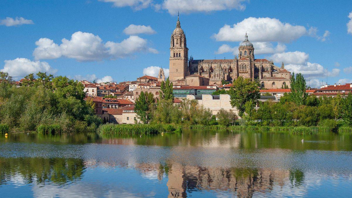 Salamanca para visitar en el puente de diciembre