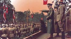 Imágenes restauradas de la Segunda Guerra Mundial