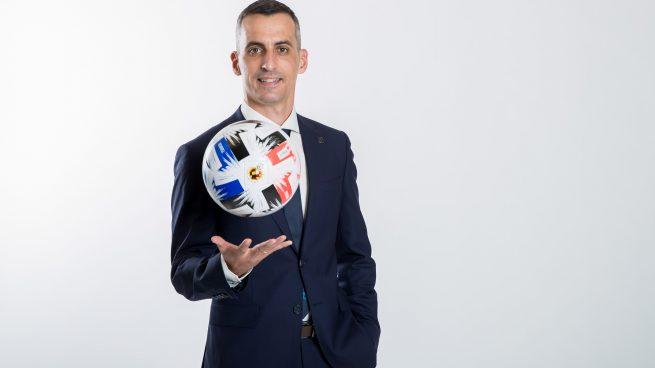 Los árbitros de la RFEF vestirán a la moda de DAMAT – TWEEN
