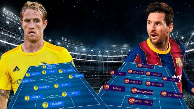 Cádiz – Barcelona: Messi no quiere chirigotas