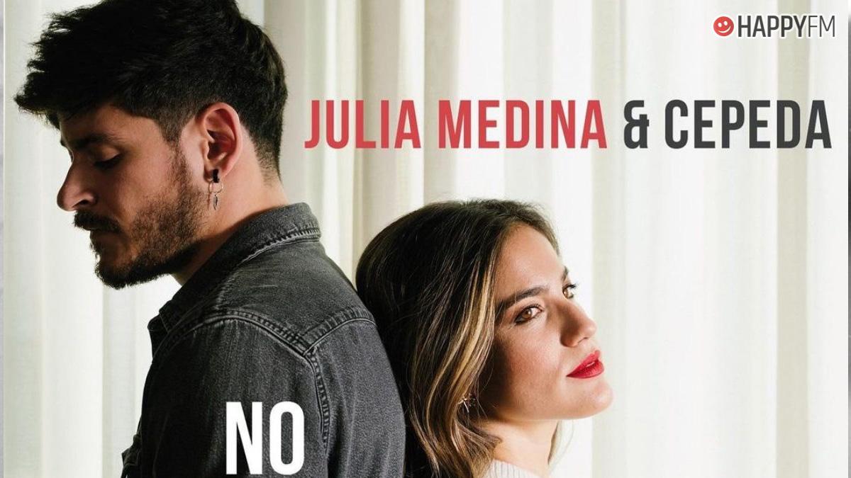 Cepeda y Julia Medina