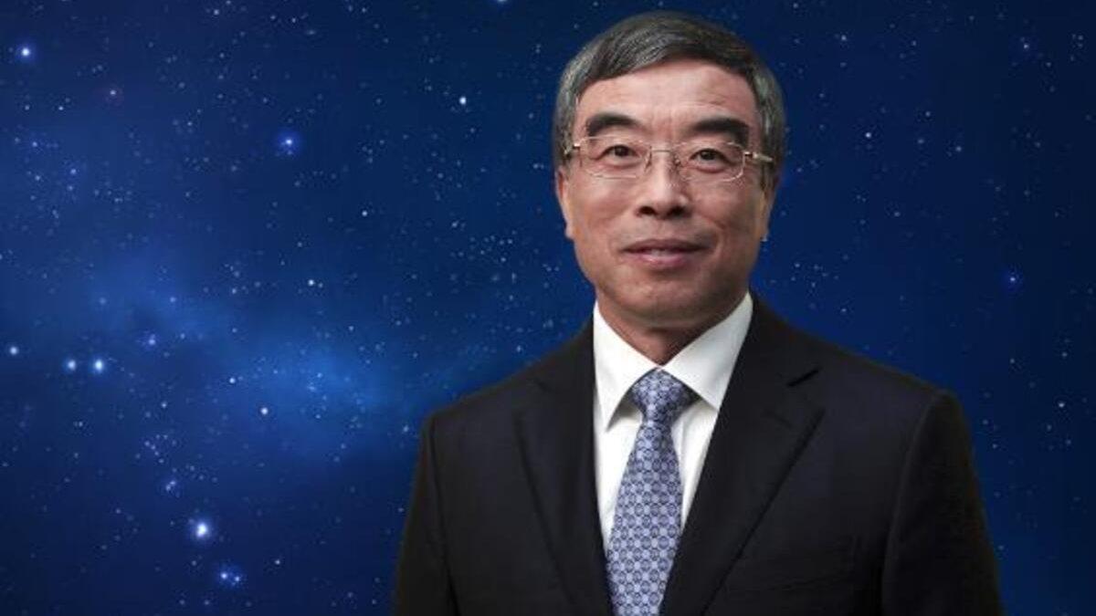 Liang Hua, presidente de Huawei