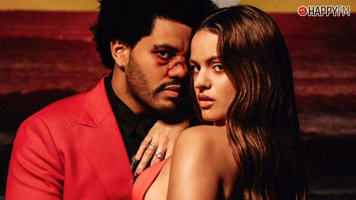 The Weeknd y Rosalía