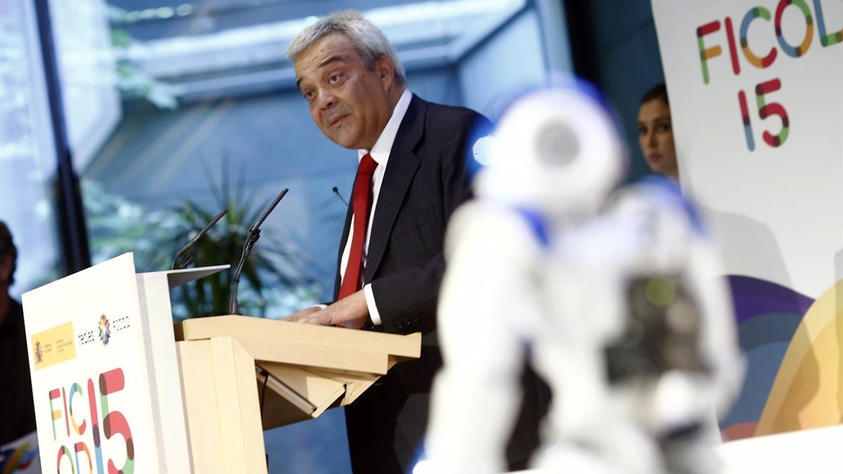 Víctor Calvo Sotelo, ex secretario de Estado de Industria.