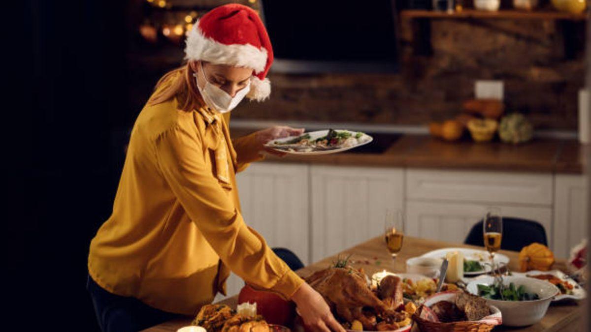 Qué riesgo real de contagio puede haber estas Navidades