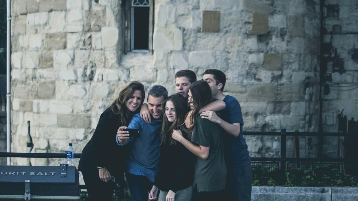 La familia, lo más importante para una gran parte de los españoles para ser felices