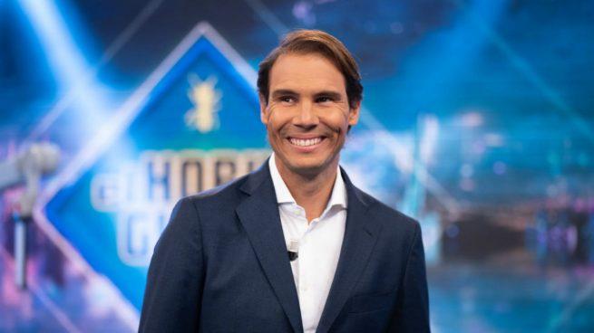 Rafa Nadal, en El Hormiguero (Antena 3).