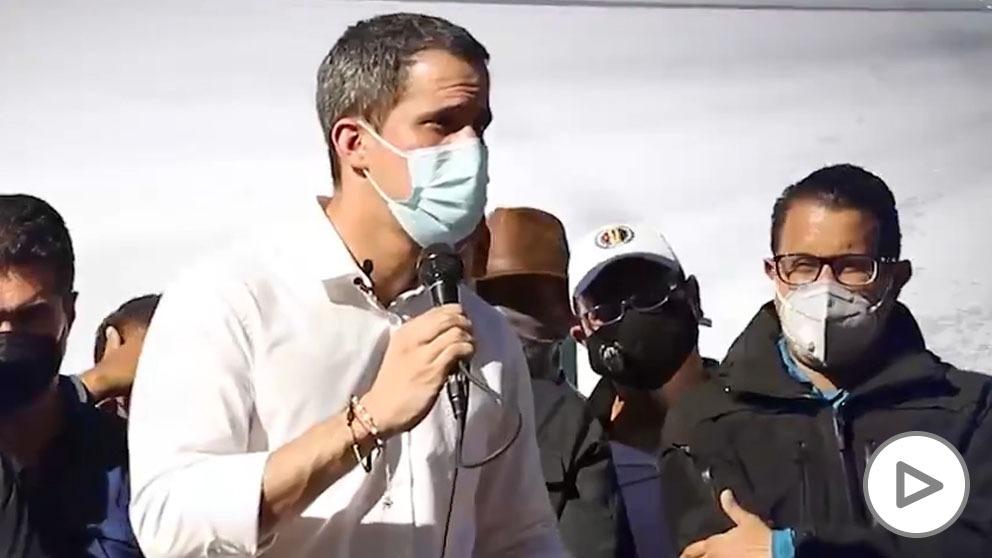Juan guaido elecciones venezuela