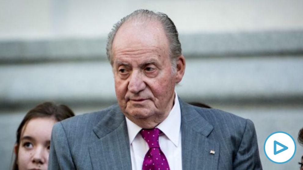 Juan Carlos I presenta en Hacienda una declaración para regularizar su situación fiscal