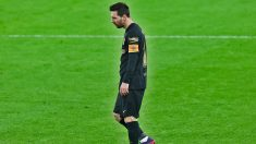 Messi batió ante el Cádiz su récord de balones perdidos.