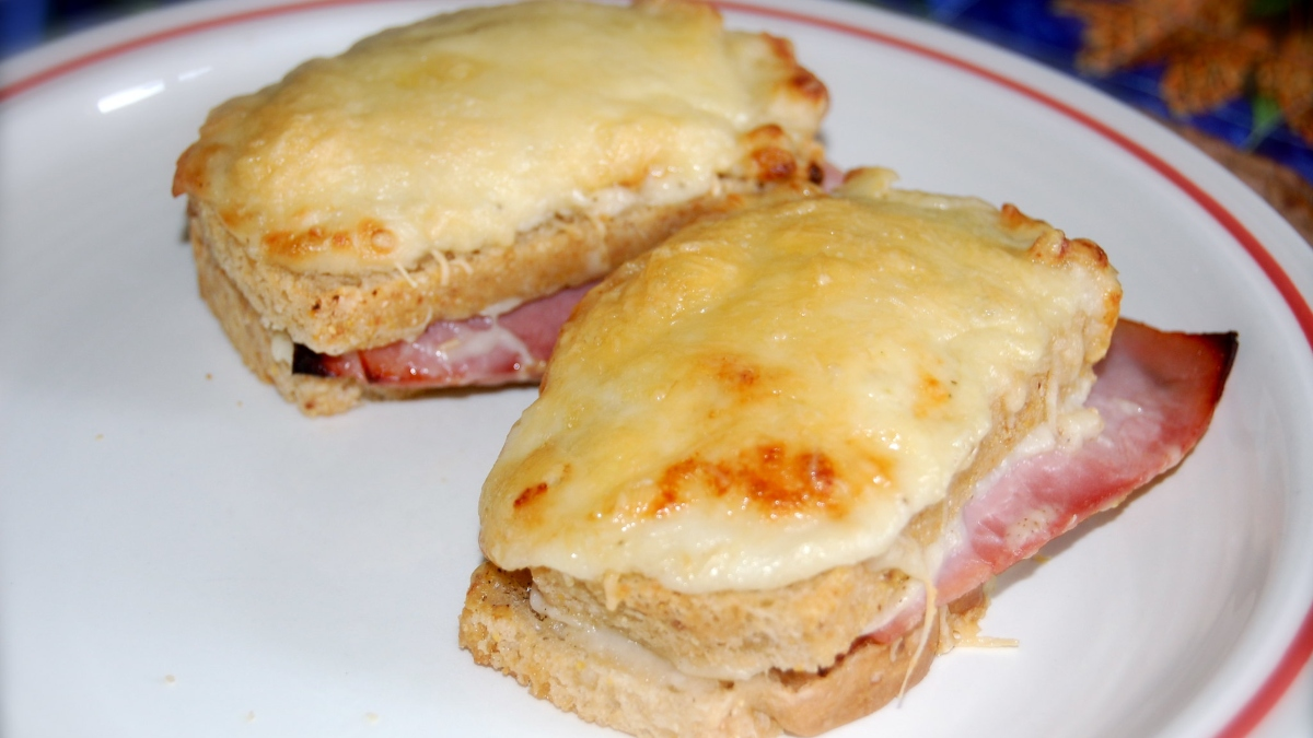 Receta para un sándwich mixto perfecto