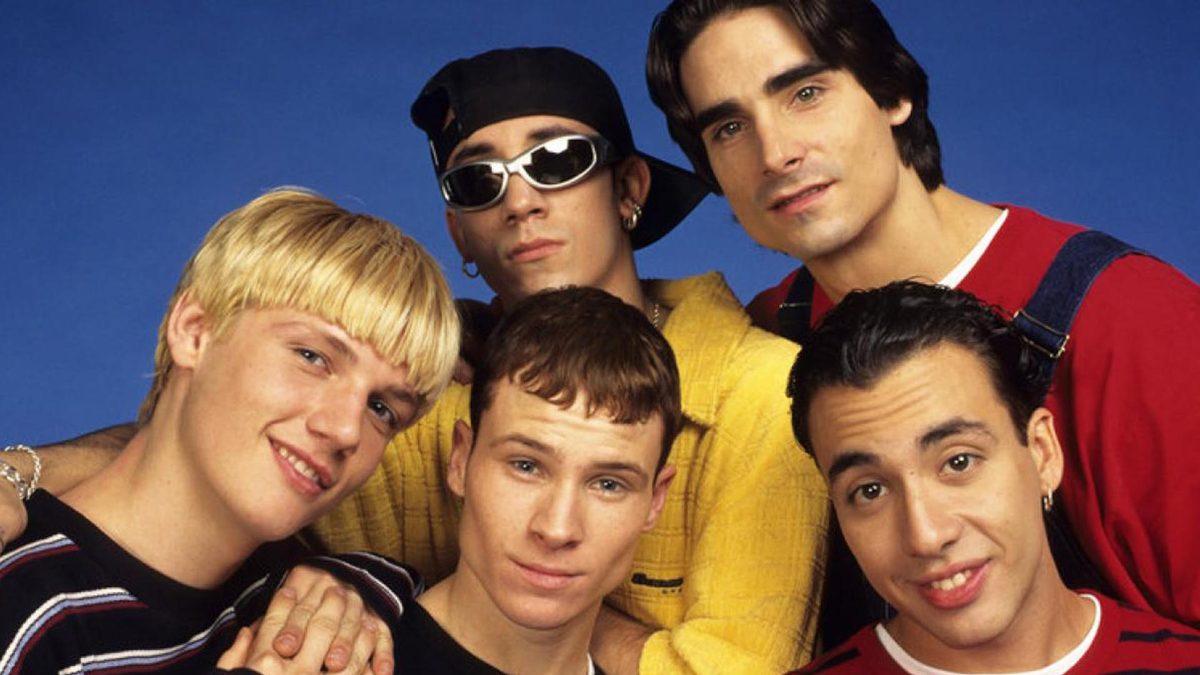 Grupos de música de los 90: Backstreet Boys