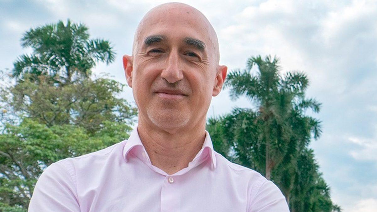 Jesús Antonio Quintana García, director gerente para las Américas de la Alianza de Biodiversidad Internacional y el Centro Internacional para la Agricultura Tropical (CIAT).