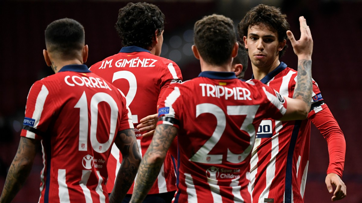 Atletico Real Champions League