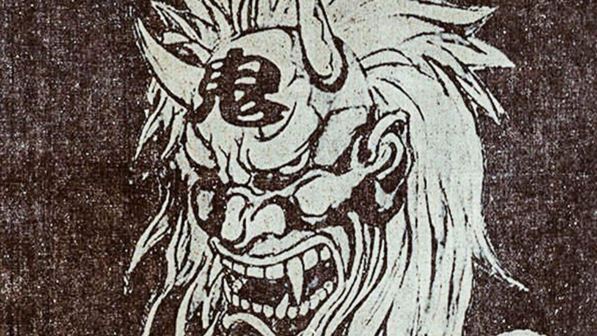 Los temidos demonios de Japón